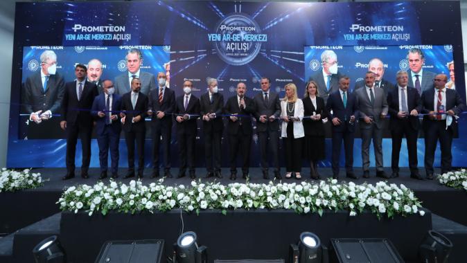 15 Milyon dolar yatırımlı Ar-Ge Merkezi açıldı