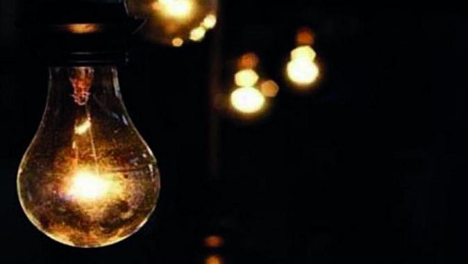 7 ilçede elektrik kesintisi!