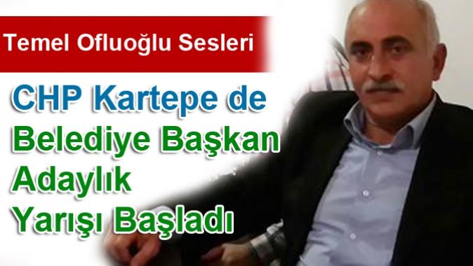 CHP Kartepe de Ofluoğlu Sesleri