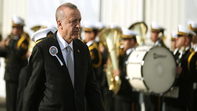 Cumhurbaşkanı Erdoğan Gölcükte