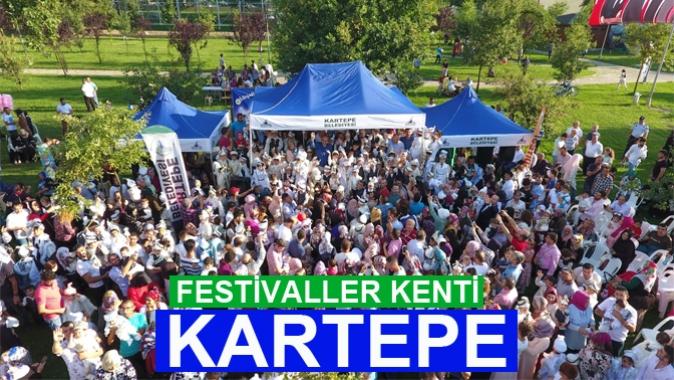 FESTİVALLER KENTİ KARTEPE