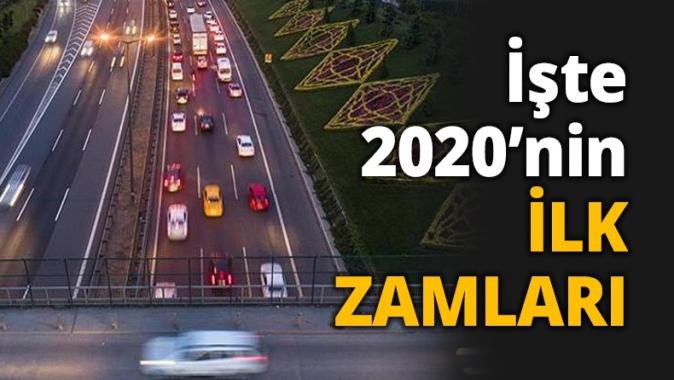 İşte 2020'nin İLK ZAMLARI