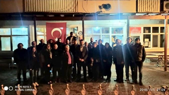 İYİ Parti Kartepe Mahalle toplantılarına Başladı