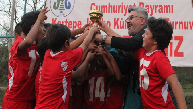 """Jumbo Kupası'nı Boluspor kazandı! """"0-1"""""""