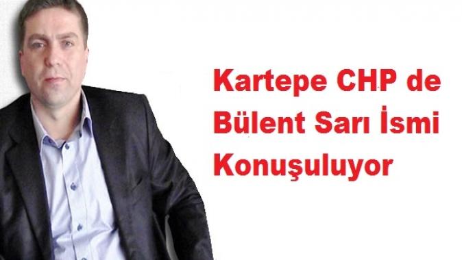 Kartepe CHP de Bülent Sarı İsmi Konuşuluyor