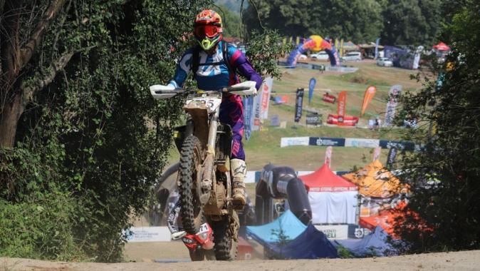 Kocaeli'de Enduro ve ATVnin 2. ayak yarışları nefes kesti