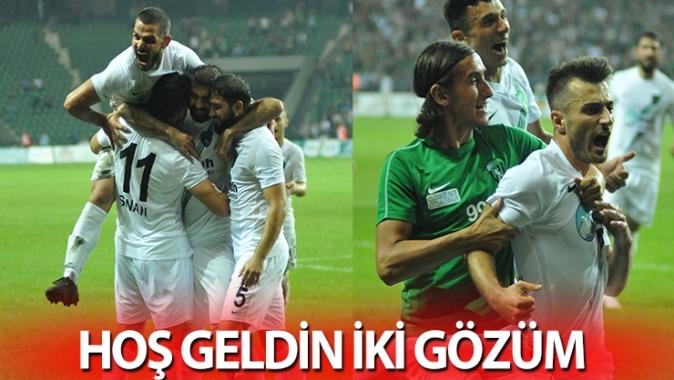 Kocaelispor – Fatsa Belediyespor: 2-0
