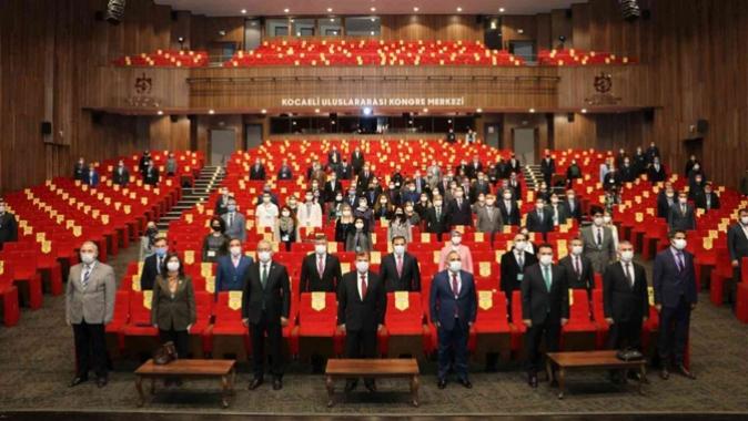 MEB Şurası Bölge Toplantısını Kocaeli'de Yaptı