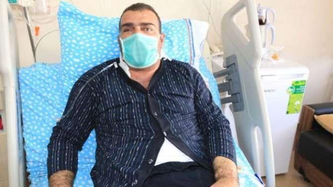 Mehmet Öztürk doya doya su içme hayaliyle yaşıyor!