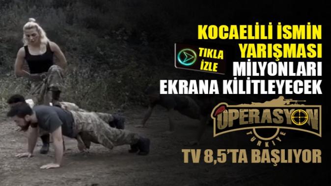 Milyonları ekrana kilitleyecek Yerli Yapım Yarışma; Operasyon Türkiye başlıyor