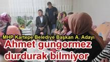 Ahmet Gungormez Dur durak Bilmiyor