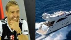Caner Erkin'den 640 bin euroluk tekne!