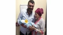 CHP'li Genç Başkan ikinci kez baba oldu