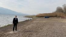 """CHP'li Bayrak; """"Sapanca Gölü Elden Gitmeden el verilmeli…"""""""