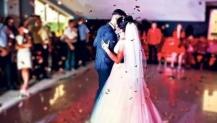 Düğünler 2 saatte bitecek