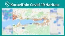 İlçe ilçe Covid-19