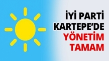 İYİ Parti Kartepe'de yönetim tamam