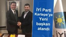İYİ Parti Kartepe'ye başkan atandı