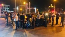 Karşıya geçerken alkollü sürücü çarptı