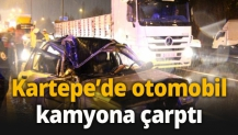 Kartepe'de feci kaza: 4 yatalı