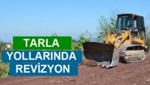 KARTEPE TARLA YOLLARINDA REVİZYON