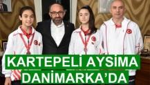 KARTEPELİ AYSİMA DANİMARKA'DA