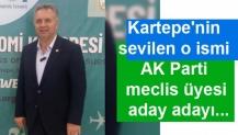 Kartepe'nin sevilen o ismi AK Parti meclis üyesi aday adayı...