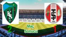 Kocaeli Spor 2 - Turgutlu Spor 1