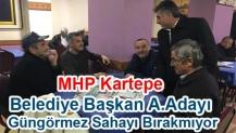 MHP Kartepe Belediyesi Başkan A.Adayı Güngörmez Her yerde