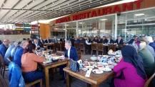 MHP Kartepeli Muhtarlarla Kahvaltida bir Araya Geldi