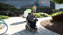 Mühendis Murat'a Google'dan burs