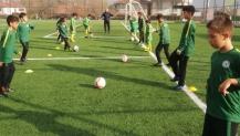 Sarımeşe Spor'un Genç Yeteneklerini Bülent Gemici Geleceğe hazırlayacak