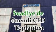 Suadiye'de önemli ÇED Toplantısı