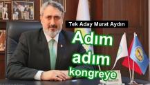 Tek Aday Murat Aydın