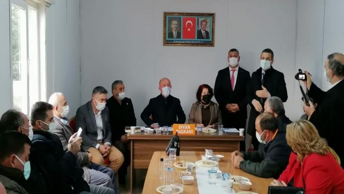 Türker güven tazeledi