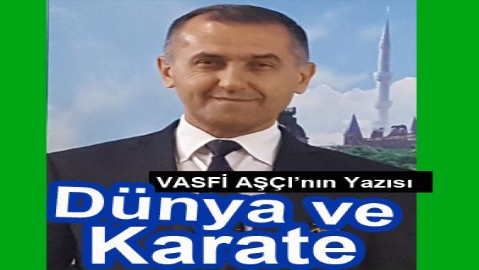 Dünya ve karate