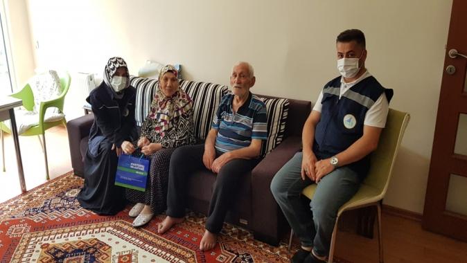 KARTEPE'NİN ÇINARLARI KURBAN BAYRAMI'NDA UNUTULMADI