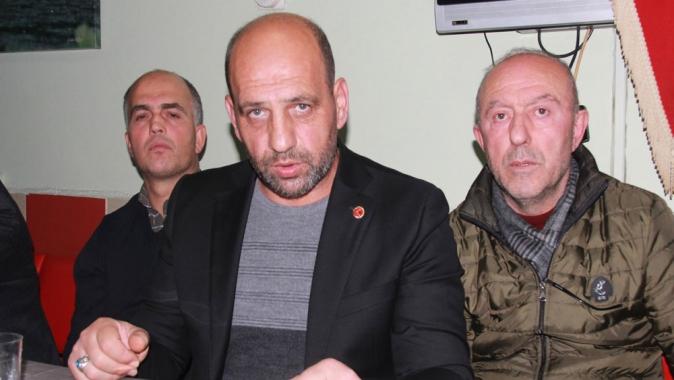 Muhtar Sedat Topal: Kararı kınıyorum!
