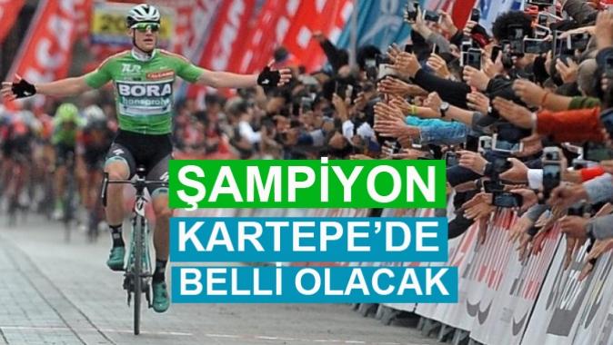 ŞAMPİYON KARTEPE'DE BELLİ OLACAK